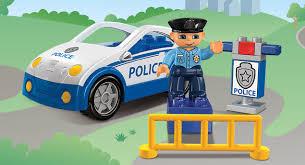 lego police cars