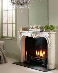 french fireplace