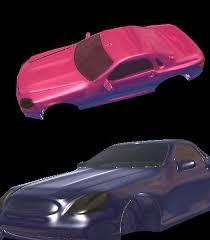 car shader