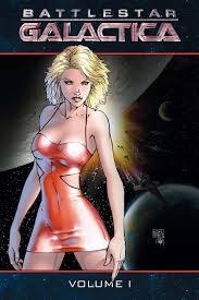 battlestar galactica comics