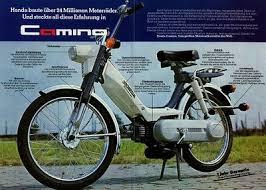 honda 50cc bikes