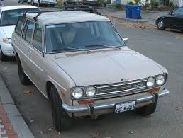 datsun 510 station wagon