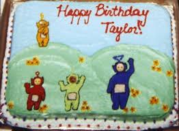 teletubbies birthday