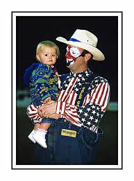 rodeo clown makeup