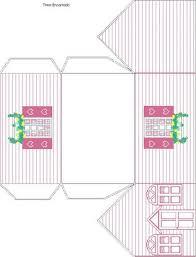 moldes caixas presente