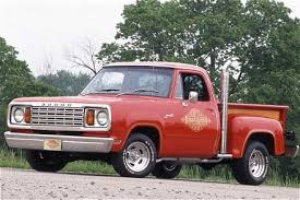 1978 dodge lil red express