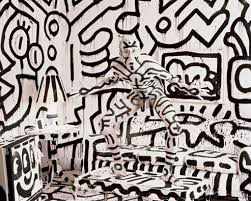 keith haring books