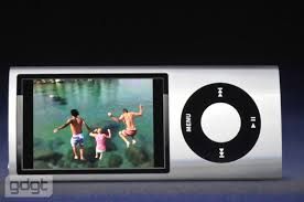 ipod nano 4th generation video