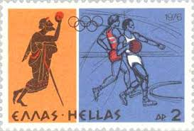 greek sports and games