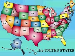 50 states us