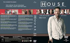 house season 3 dvds