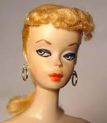 barbie 1960