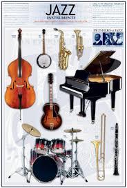instruments of jazz