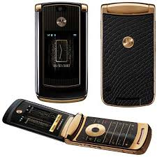 motorola v8 luxury gold edition
