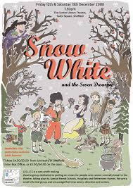 snow white posters