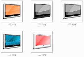 lcd icons