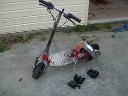 43cc scooters
