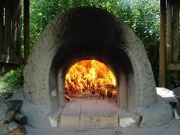clay pizza ovens