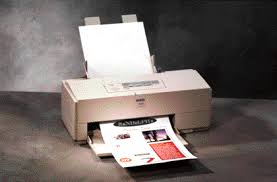 non impact printers