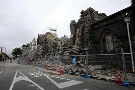 New Zealand earthquake,