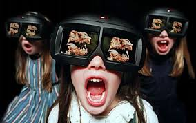 3d movie goggles