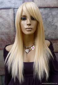 long straight wigs