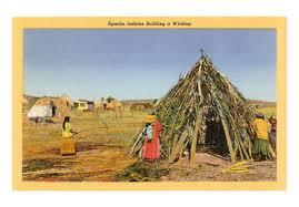 apache indians art