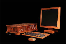 pc wooden