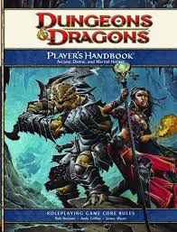 players hand book