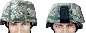 ach helmet cover