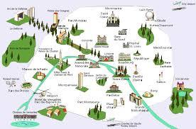paris maps