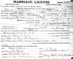 mexican marriage certificate