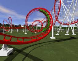 3d roller coaster designer