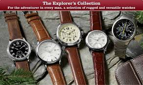 explorers watch