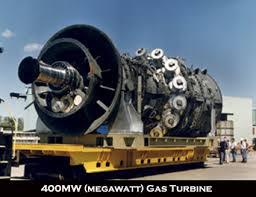natural gas turbines