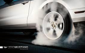 mustang tire
