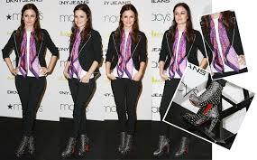 ariella studded boots