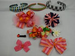 how to make baby bows