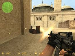 counter strike computer game
