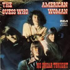 american woman cd