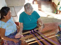 backstrap weaving