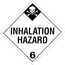 inhalation poison