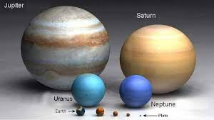 outer planets solar system