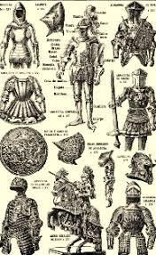 medieval armor parts