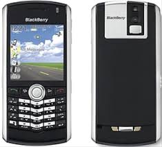 blackberry 8100 black