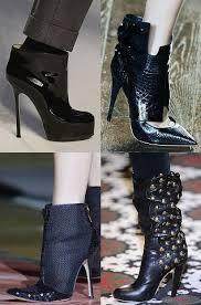 calzado de invierno