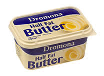 low fat butter