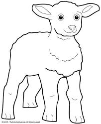 clip art lambs
