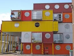 container apartment