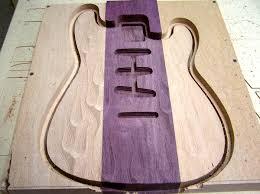 cnc guitar